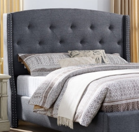 Eva Bed Grey