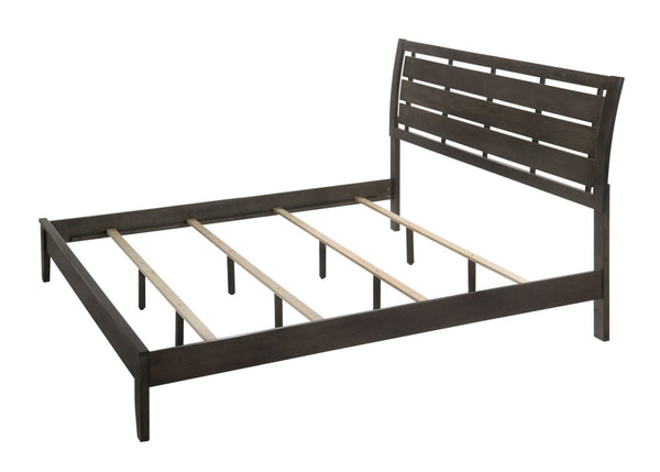 Evan Grey Bed
