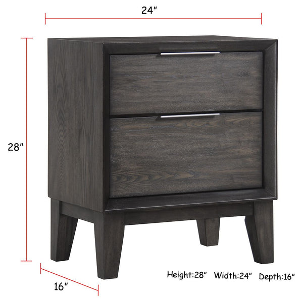 Florian 4 Piece Bedroom Set