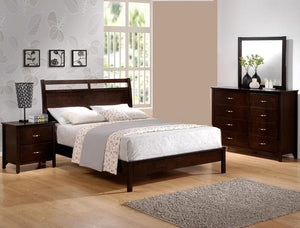 Ian 4 Piece Bedroom Set