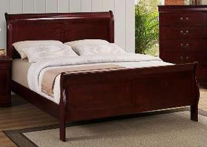 Louis Cherry Bed