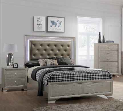 Lyssa 3 Piece Bedroom Set