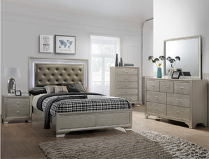 Lyssa 5 Piece Bedroom Set