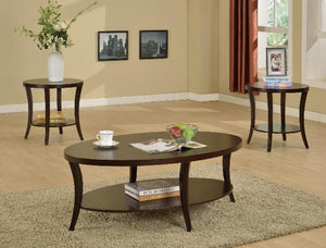 Rhonda Coffee and End Table Occasional Set