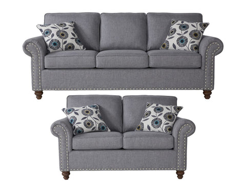 Shadow Sofa and Loveseat