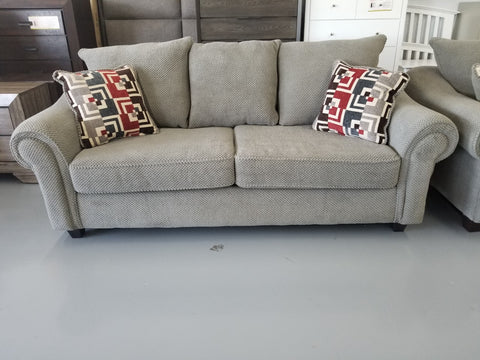 CLEARANCE Softie Sofa and Loveseat