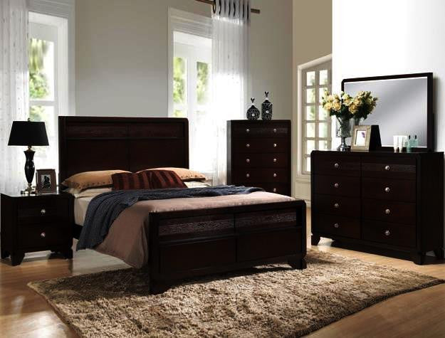 Tamblin 5 Piece Bedroom Set