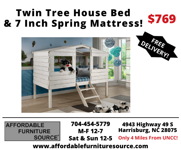 Tree House Bed Package Deal
