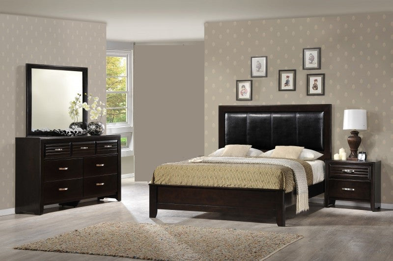 Jocelyn 4 Piece Bedroom Set