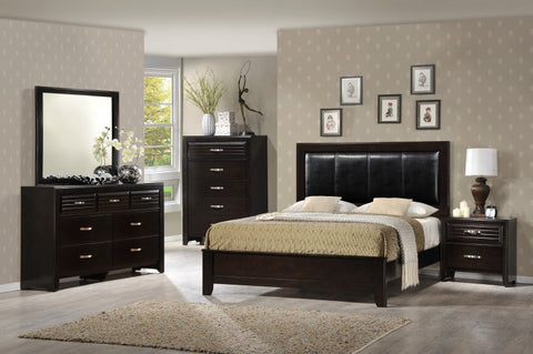 Jocelyn 5 Piece Bedroom Set