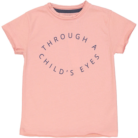 JAX & HEDLEY - Child's Eyes Tee