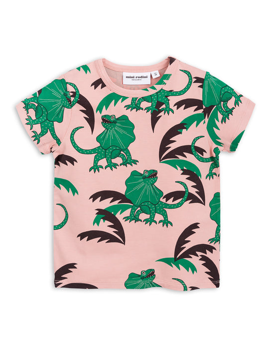 MINI RODINI - Draco Short Sleeve Tee / Green