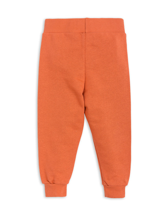 MINI RODINI - Donkey Cactus Sweatpants / Orange