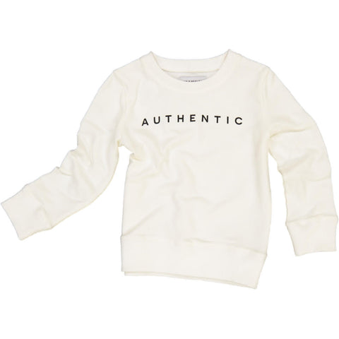 JAX & HEDLEY - Authentic Sweatshirt / Cream