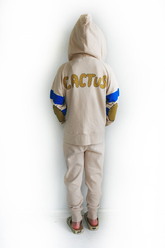 BANDY BUTTON - Chima Hoodie (LAST ONE 6/7Y)