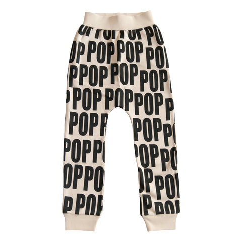 GARDNER AND THE GANG - The Slouchy Pants Pop / Beige