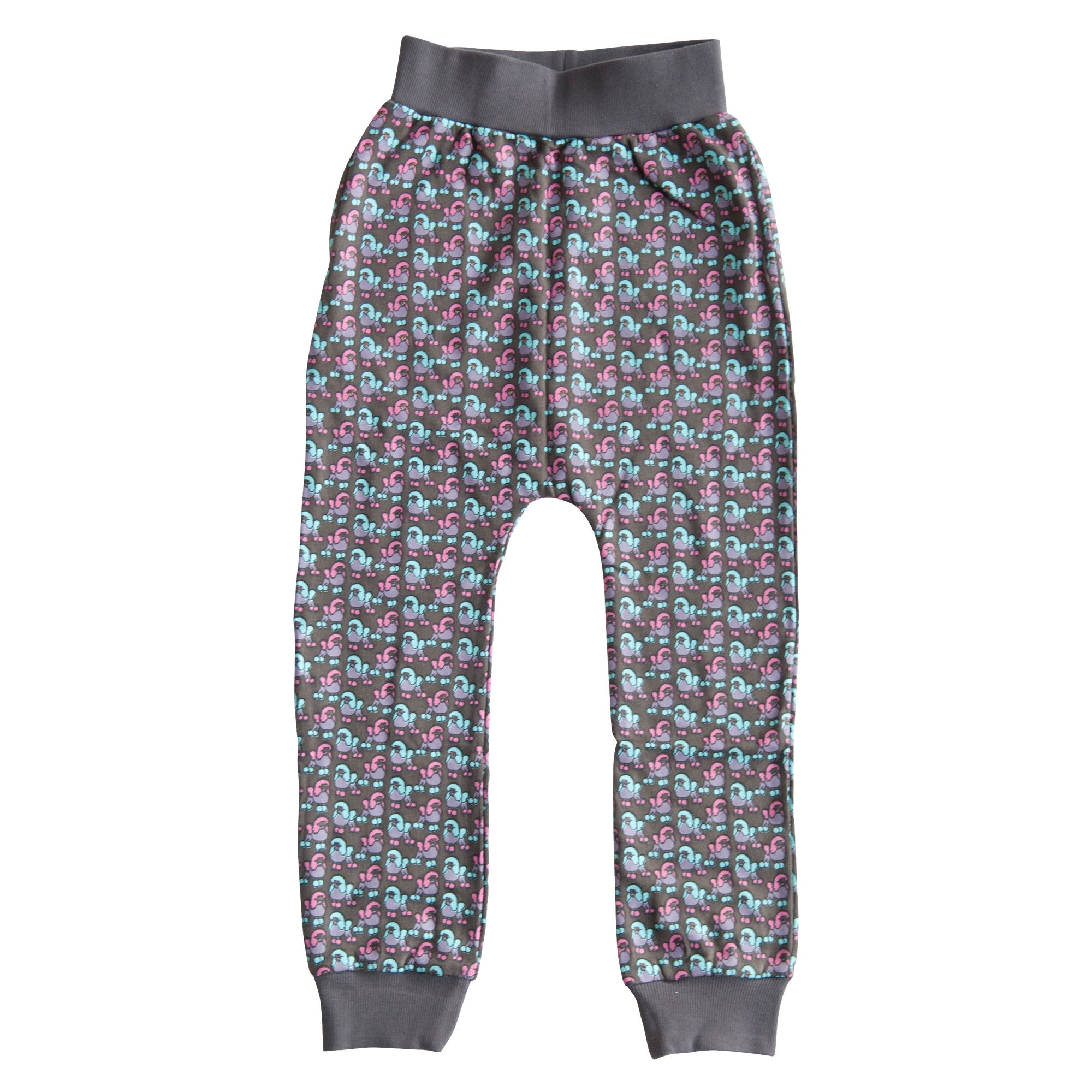GARDNER AND THE GANG - The Slouchy Pants Courtney / Charcoal