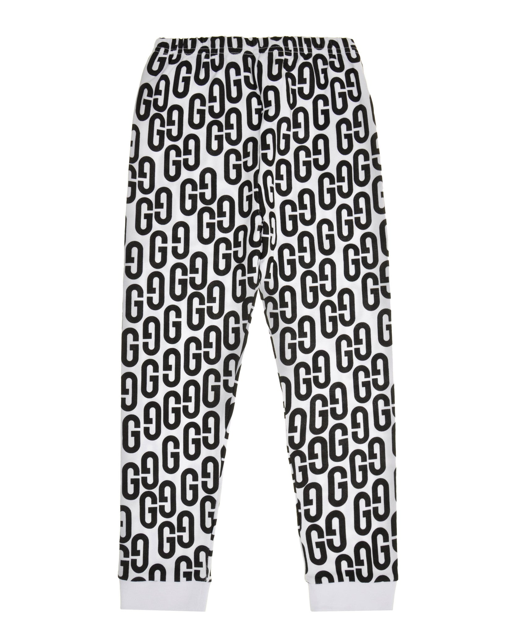 GARDNER AND THE GANG - GG Leggings / White
