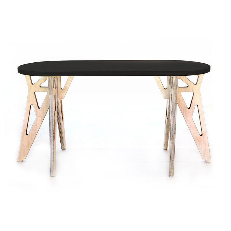 GAUTIER STUDIO - TWINS Stool / Black