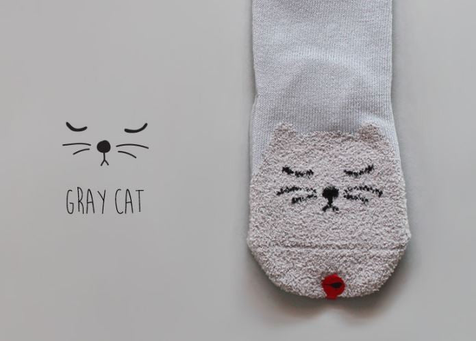 KOKACHARM - Mellow Socks (Set of 4)