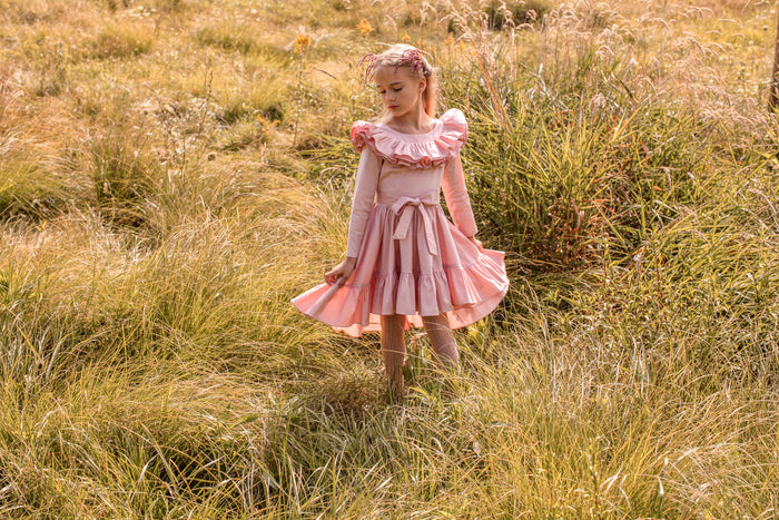 AIRFISH - Giselle Dress / Pink