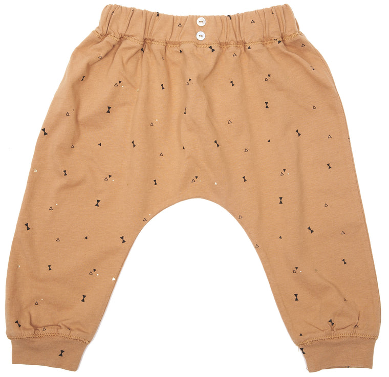 EMILE et IDA - Harem Pants / Caramel Triangles
