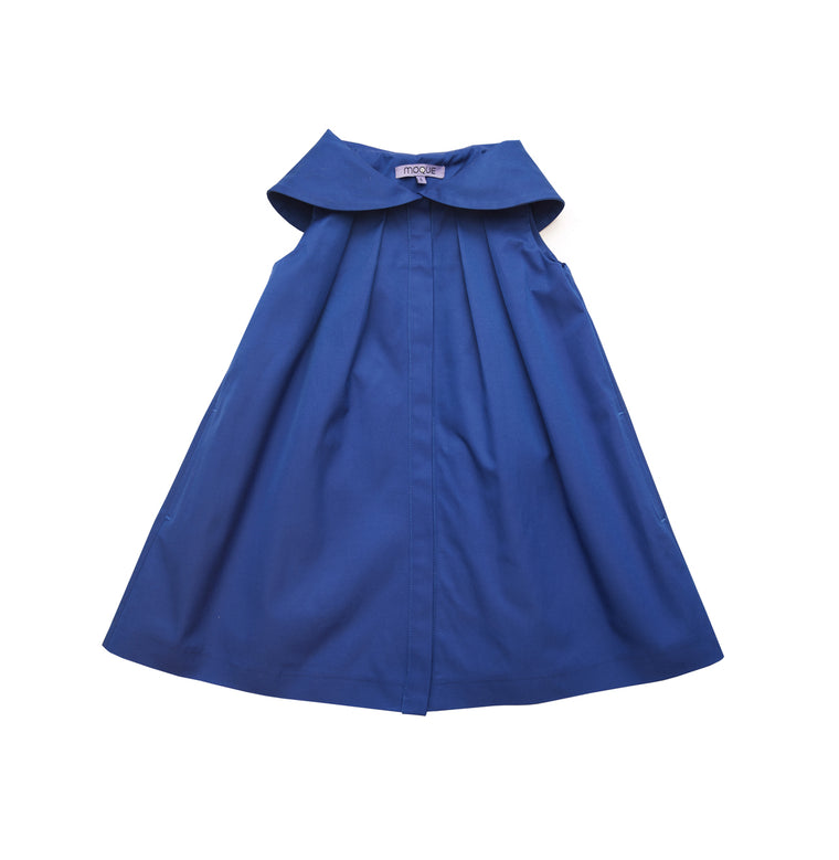 MOQUE - Jackie Dress / Blue
