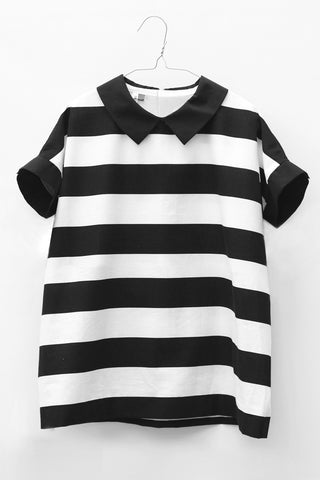 MOTORETA BABY - Aguadulce Dress / Stripes