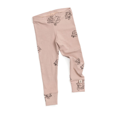 NOAH & BOWIE - Leggings / Rose Magnolia ( LAST ONE 5Y)