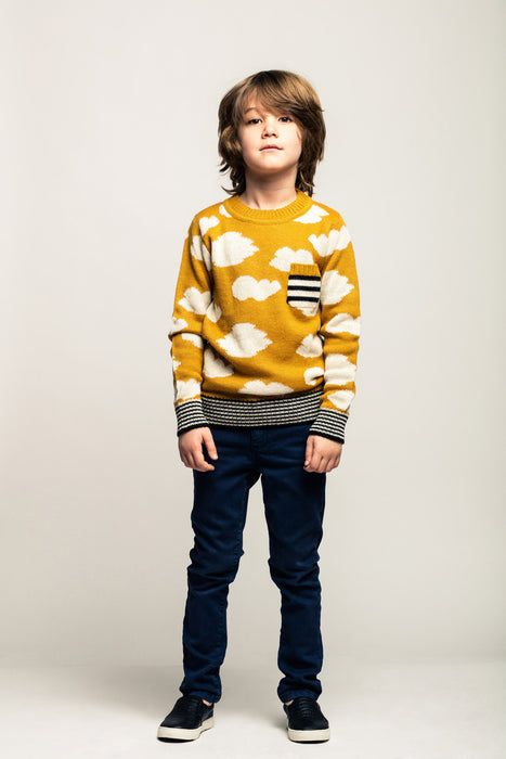 NOCH MINI - Cloud Sweater / Mustard