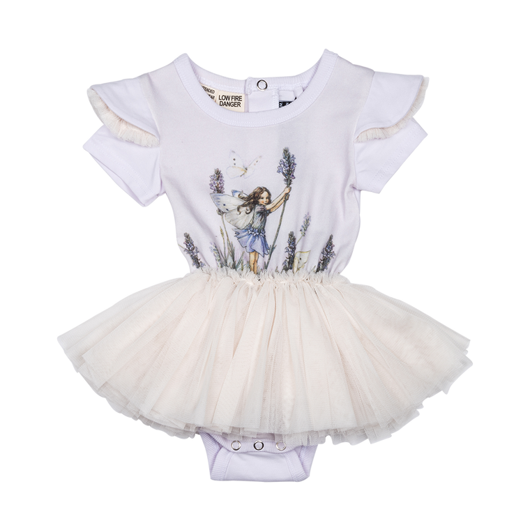 ROCK YOUR BABY - Fairy Wishes Circus Dress BABY / Lavender