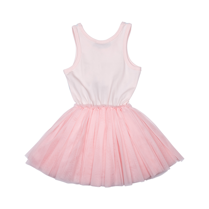 ROCK YOUR BABY - Moonlight Fairies Singlet Circus Dress KIDS / Pink