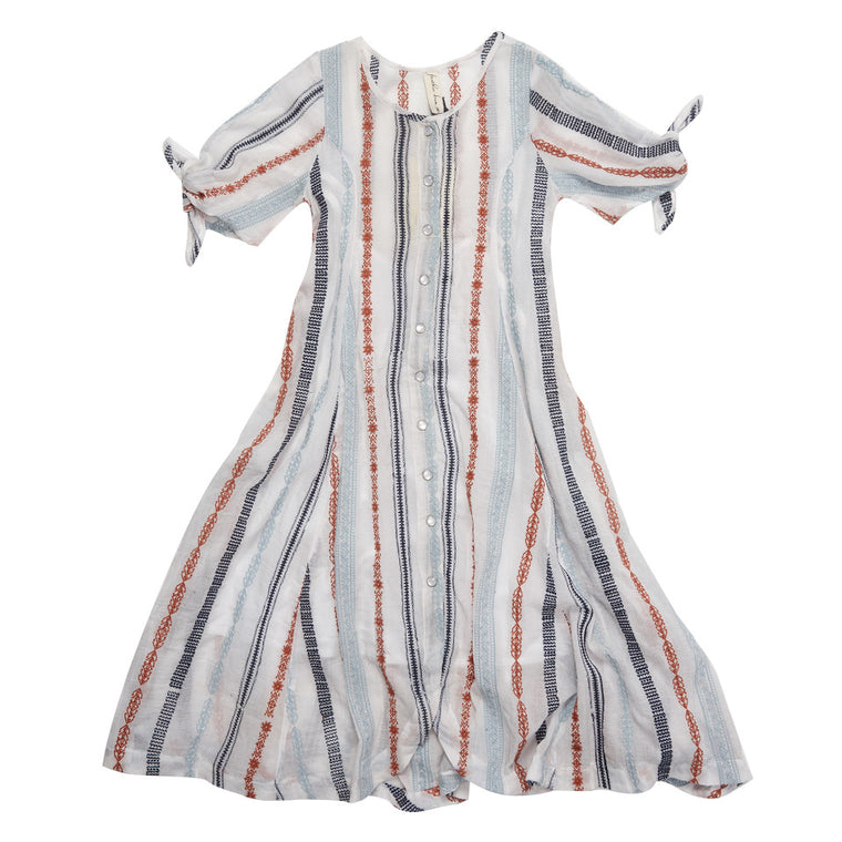 FEATHER DRUM - Sierra Gown / Arizona Stripe