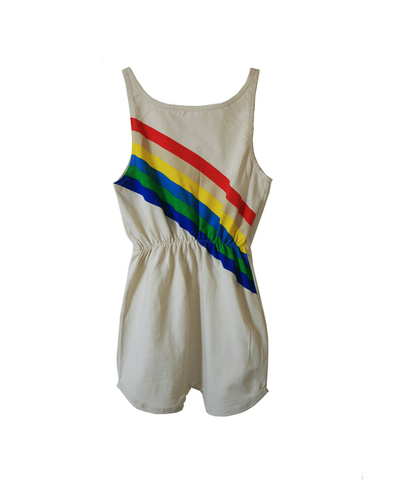 BANDY BUTTON - Tage Tank Romper (LAST ONE 2/3Y)
