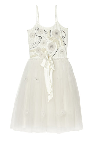 TUTU DU MONDE - Fallen Angel Tutu Dress / Milk