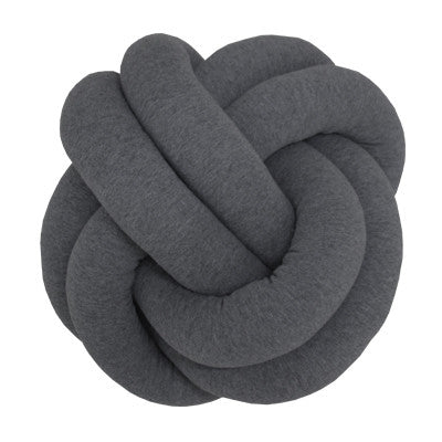 HEM - Knot Cushion / Dark Gray