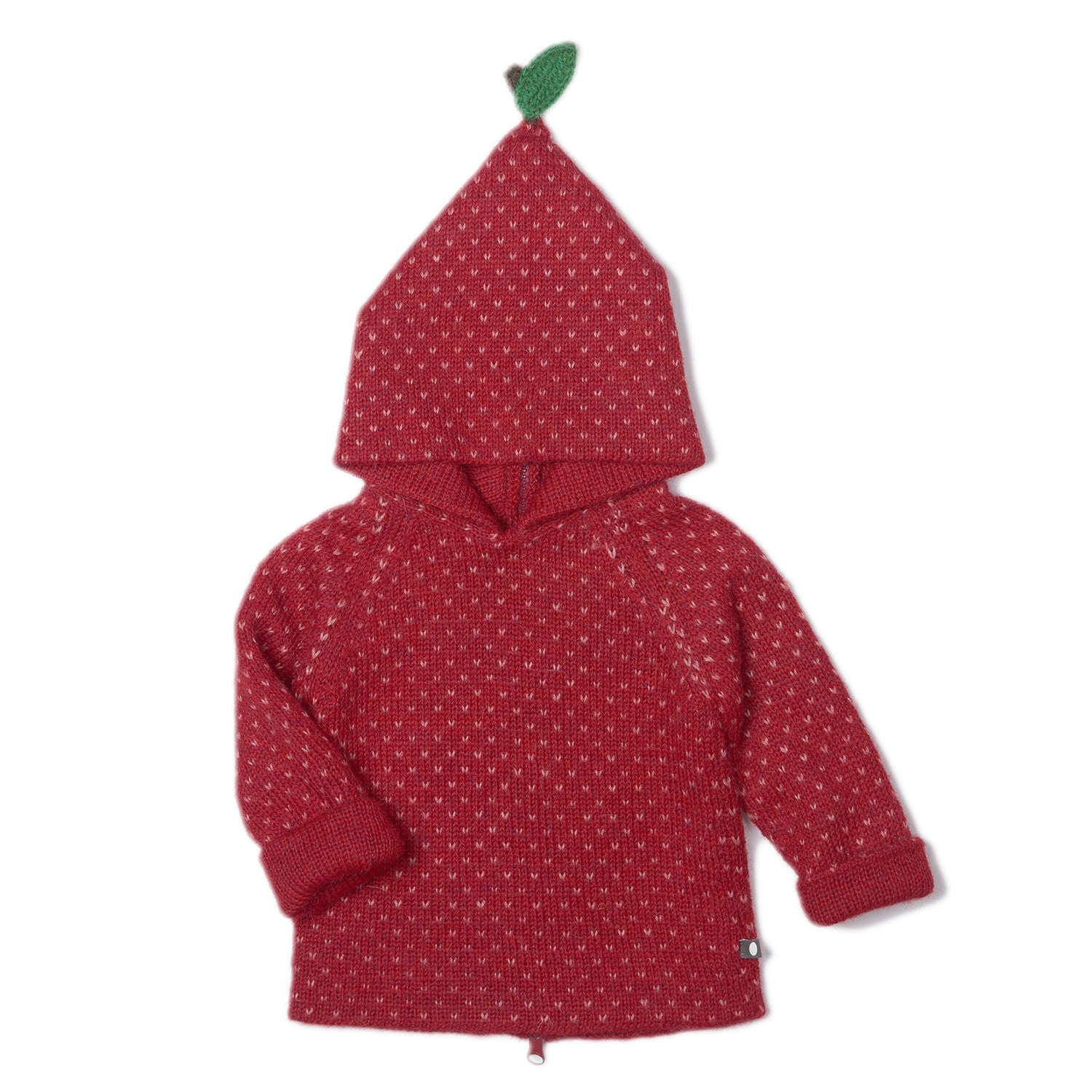 OEUF - Apple Hoodie / Red
