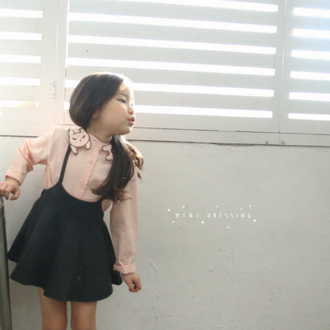 MINI DRESSING - Hug Me Blouse / Pink