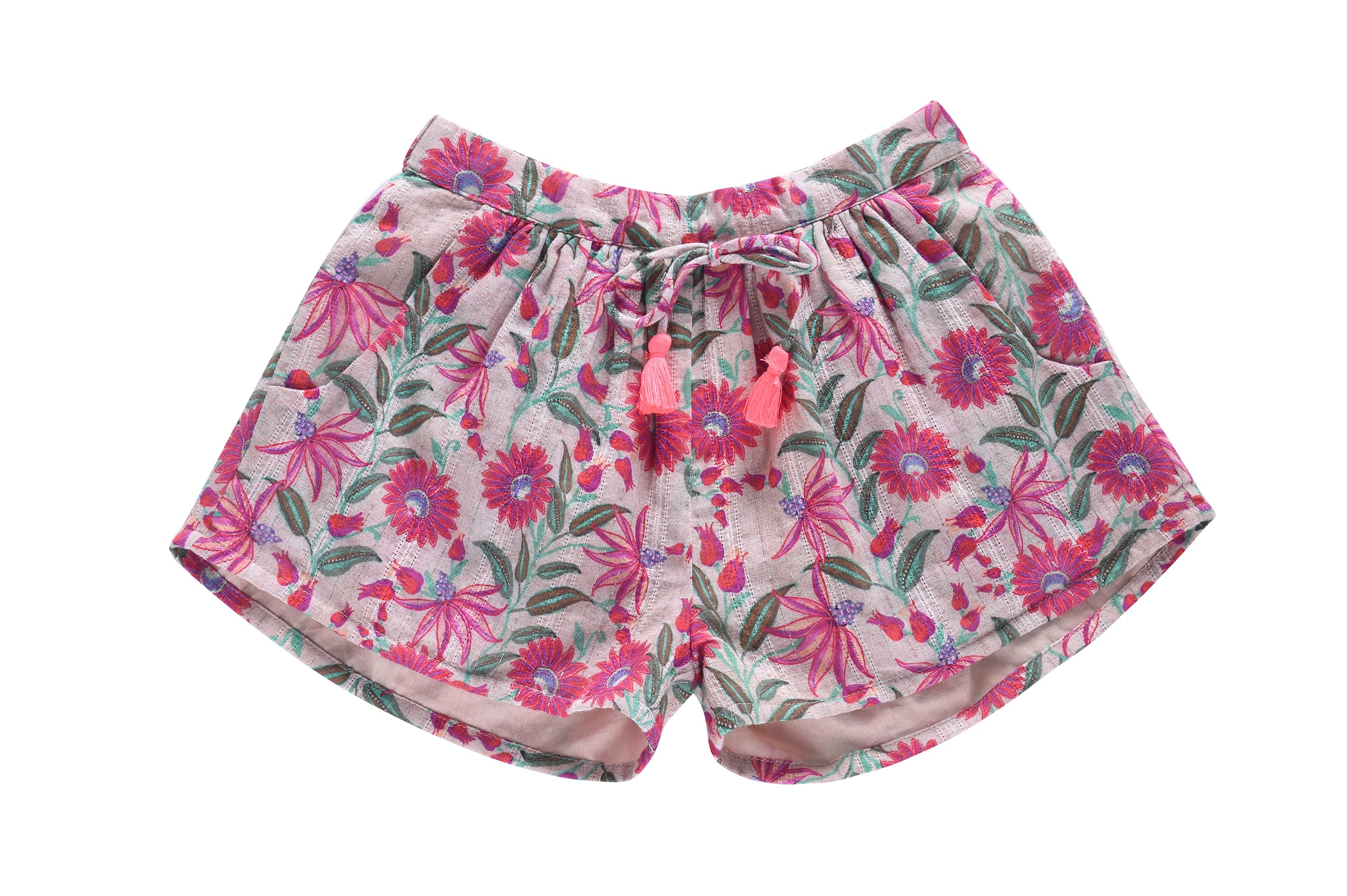 LOUISE MISHA - Nutsy Shorts / Flowers