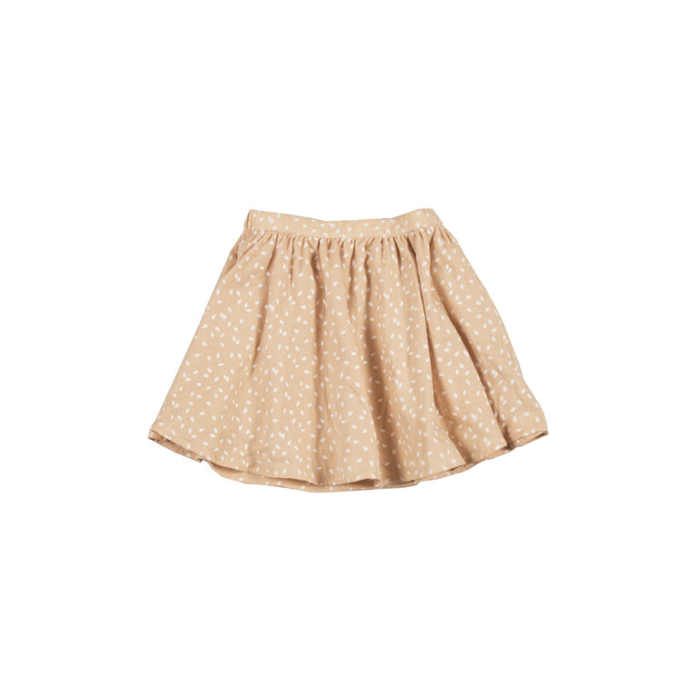 RYLEE + CRU - Scatter Mini Skirt / Blush