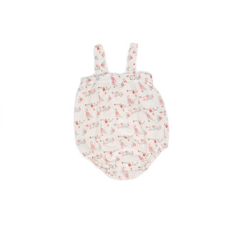 OEUF - Romper / White Floral