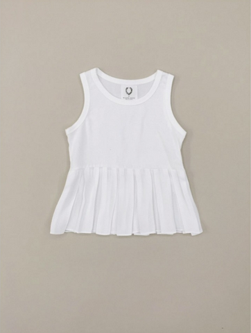 NAIVE - Pleated Dress / Ivory