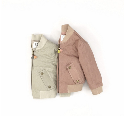 NAIVE - Vanessa Jacket / Mint Gray
