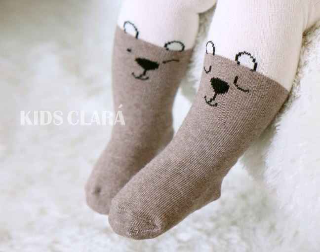 KIDS CLARA - Winky Bear Tights