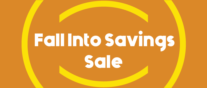 Mattress Warehouse Announces Fall Into Savings Sale!