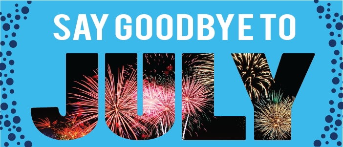 Mattress Warehouse Announces - Say Goodbye to July Sale!