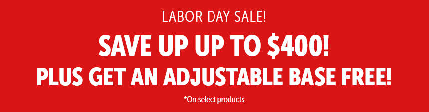 Mattress Warehouse Announces 2020 Labor Day Sale!                  class=