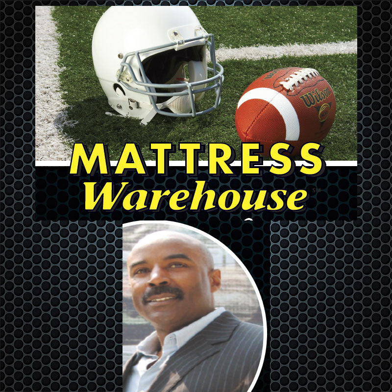 Former Eagles Star Mike Quick to Visit NJ Mattress Warehouse Store                  class=