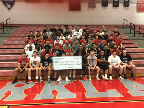 mattress warehouse fundraiser parkland football program