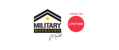 Mattress Warehouse with Military Makeover airing on Lifetime TV
